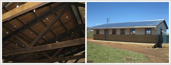 New Roof for Community Creche